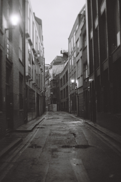 Deserted Desires.